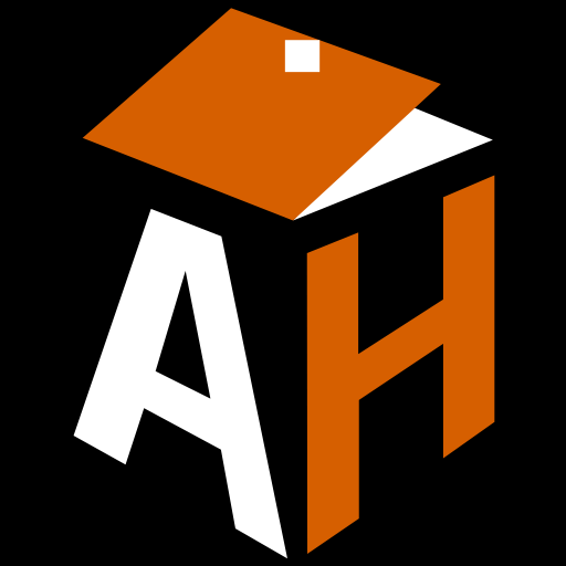 Aubrey homes construction Hertford logo
