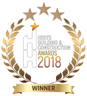 builder of the year ware SG12 hertfordshire