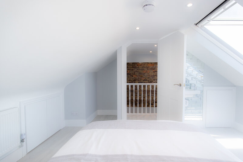 loft conversion bedroom North Hertford