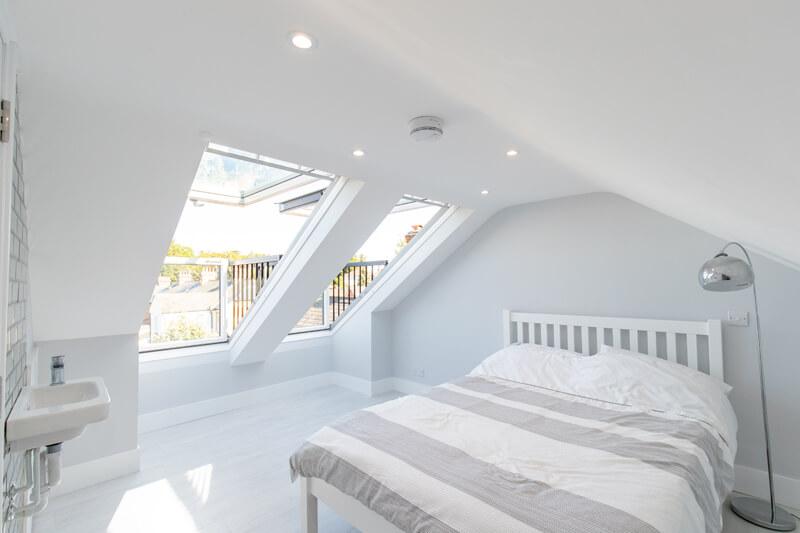 loft conversion velux windows North Hertford