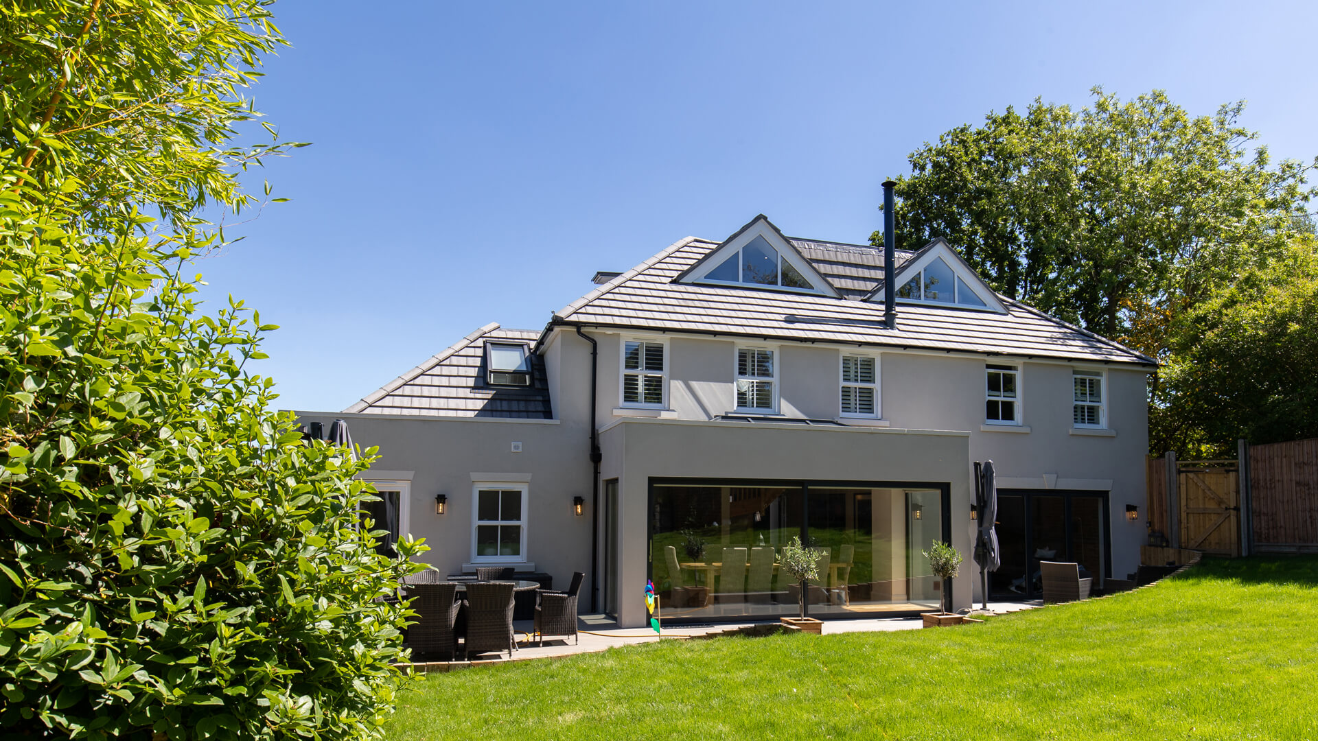 Herfordshire house extensions and refurbishment